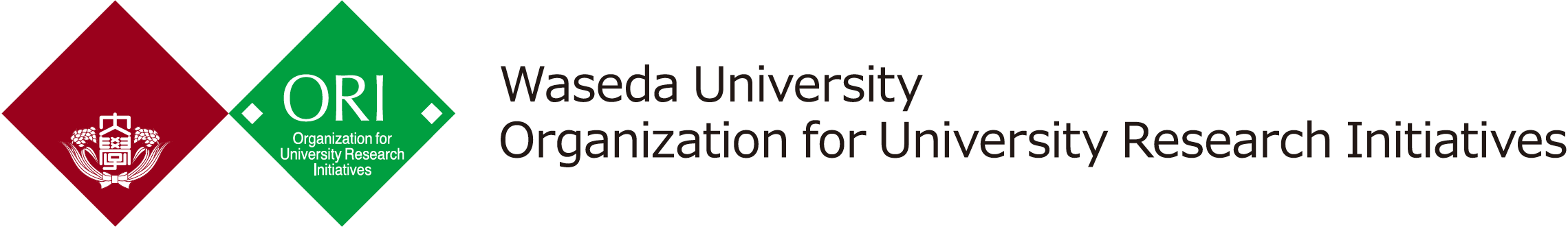 Waseda University, Organization for University Research Initiatives